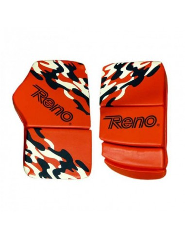 GUANTES PORTERO/A RENO PROFESIONAL CAMOUFLAGE VERMELL-INF1095