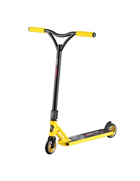 SCOOTER BW BOOSTER B18 AMARILLO2194