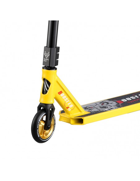 SCOOTER BW BOOSTER B18 AMARILLO2199