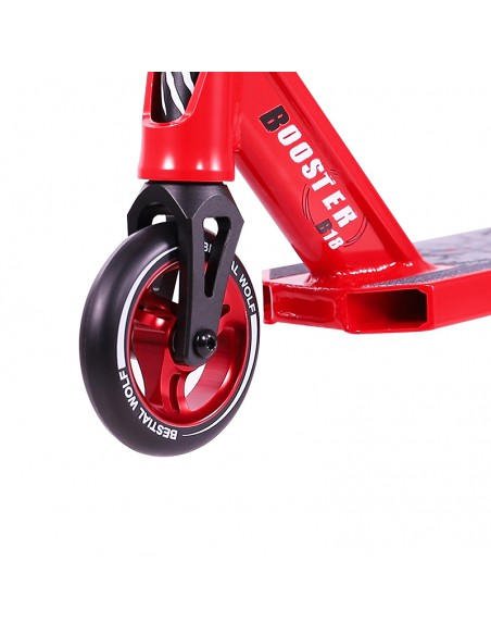 SCOOTER BW BOOSTER B18 ROJO2240