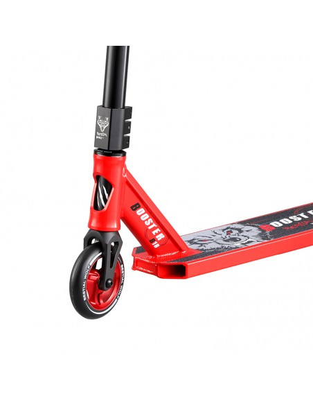 SCOOTER BW BOOSTER B18 ROJO2242