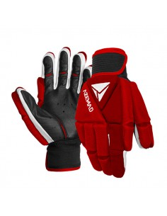 GUANTES AZEMAD ECLIPSE ROJO M834